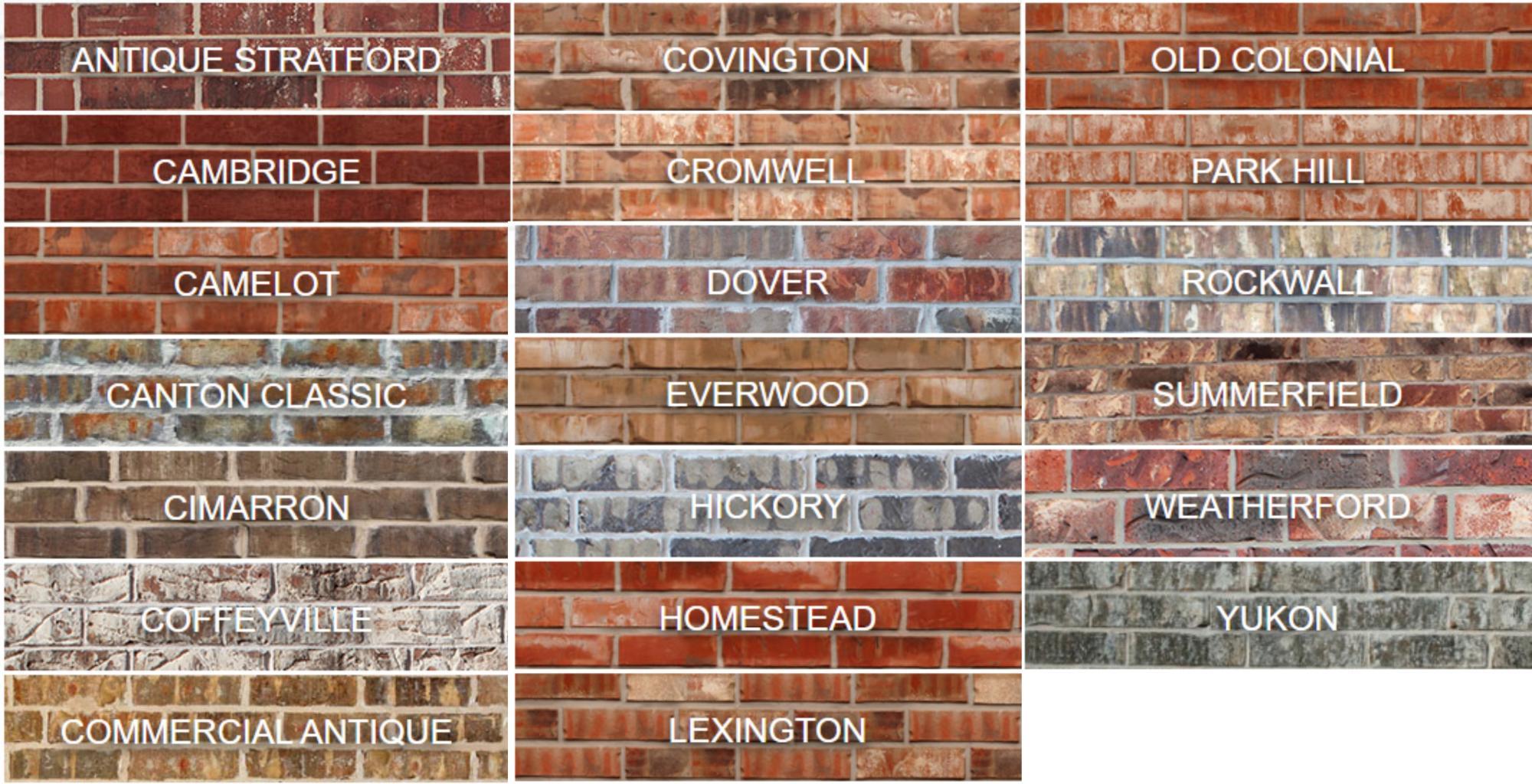 Trinity Brick